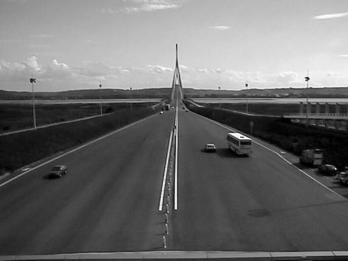 Ponte di Normandia (Senna a Honfleur)
