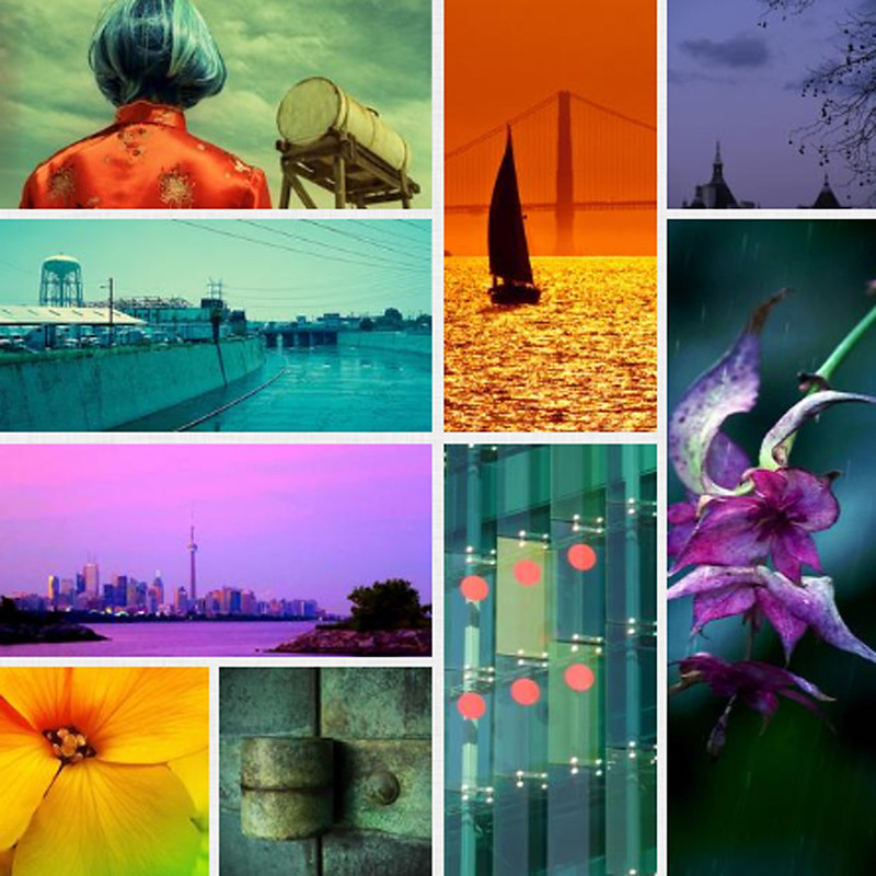 Top Examples Of Tertiary Color Photos