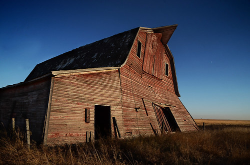 blue sunset red canada abandoned architecture barn liberty rustic bluesky saskatchewan prairies decayed platinumheartaward
