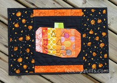 boo! placemat