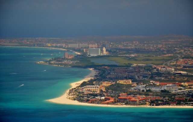 Header of aruba