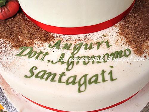 Tomato Cake
