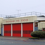 Twickenham Fire Station - London.