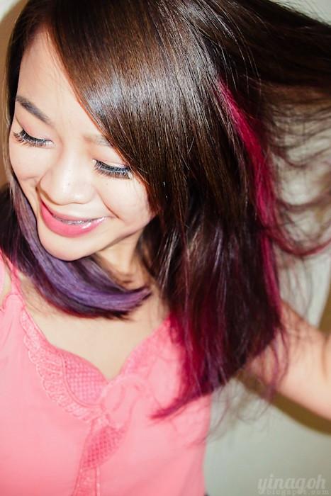 Salon Vim: Hair Coloring + Treatment!