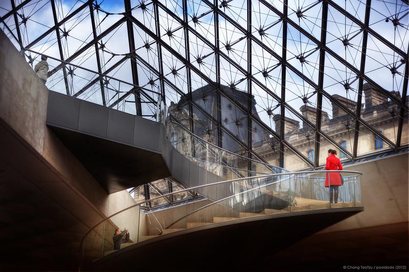 [architecture] Musée du Louvre