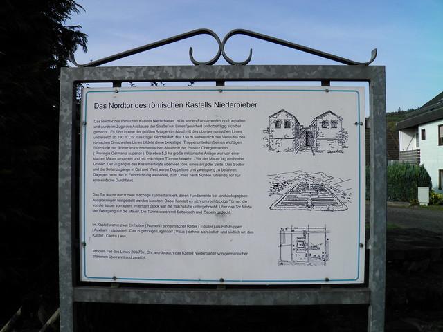 Niederbieber fort, 2nd century AD
