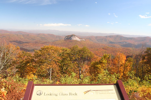 Looking Glass overlook