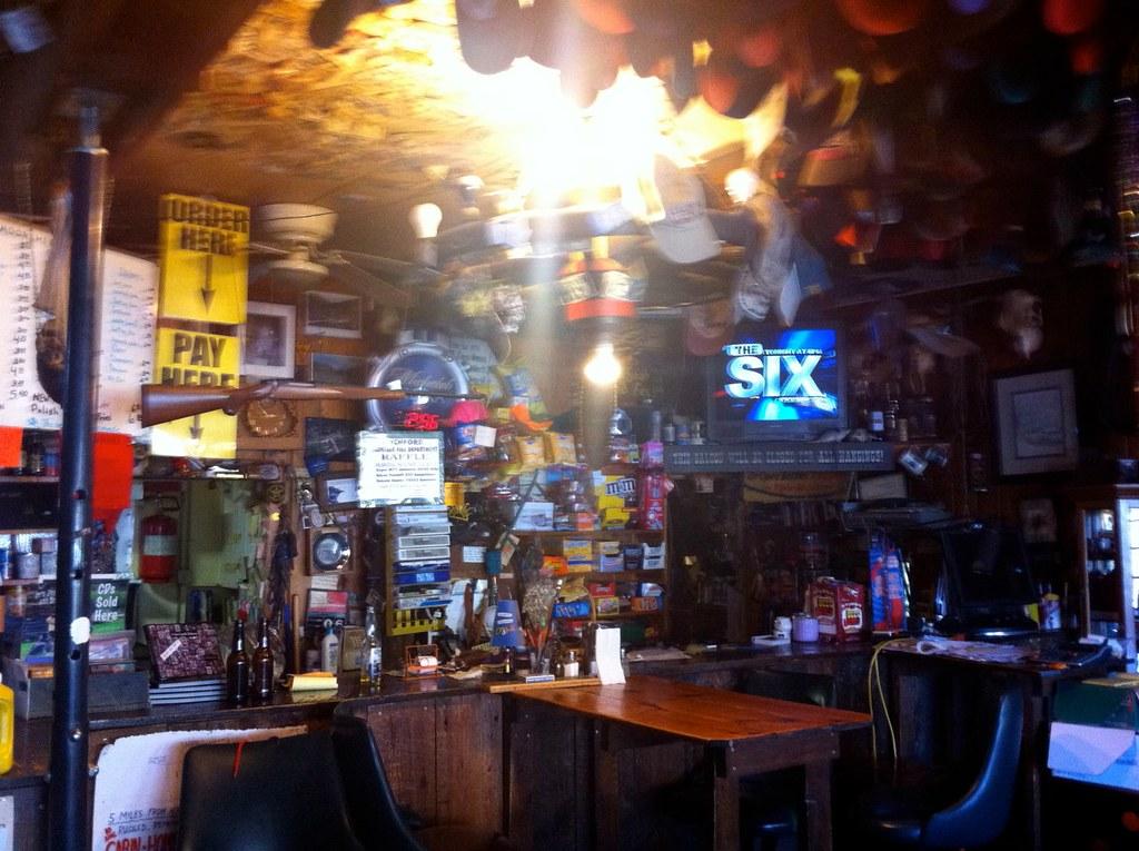 Moonshine Gulch Saloon - Rochford, South Dakota