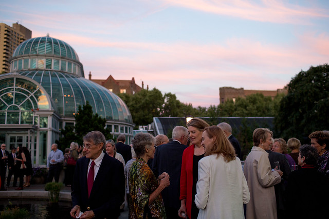 President's Circle Dinner 2012. Photo by Dmitry Gudkov.