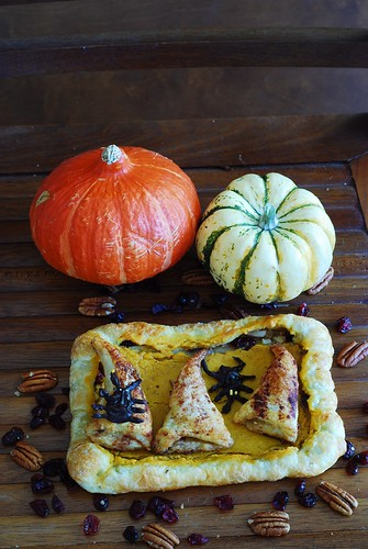 apple turnovers puff pastry