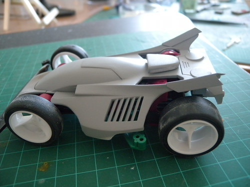 MINI 4WD LIBERTY EMPEROR(WIP4)
