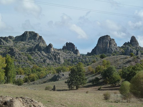 On yesterday's walk, about 40 km (25 miles) west of Konya by mattkrause1969