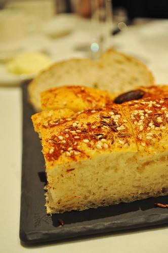 cumin bread