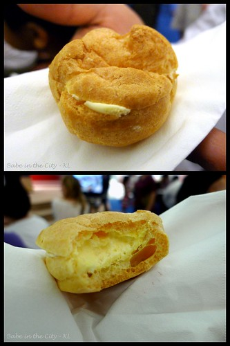Kee's Cream puff