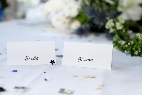 Bride & Grome