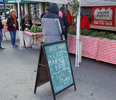 Farmers' Market Last Day 10/27/12