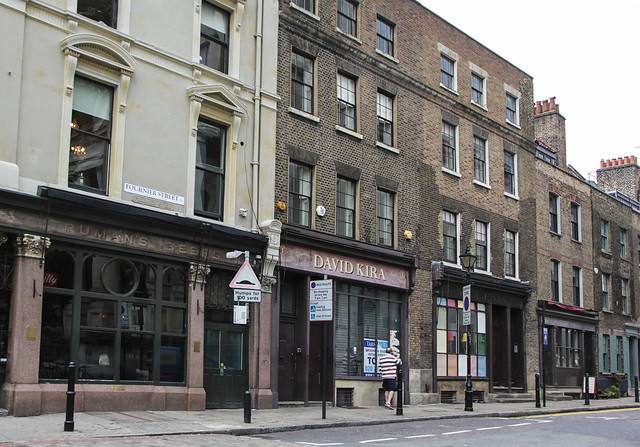Fournier Street, London