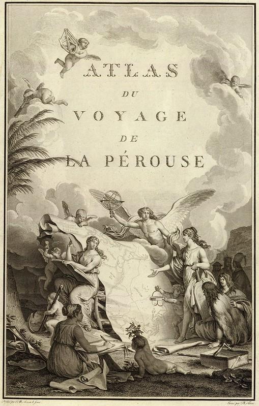Atlas du voyage de La Perouse 1797