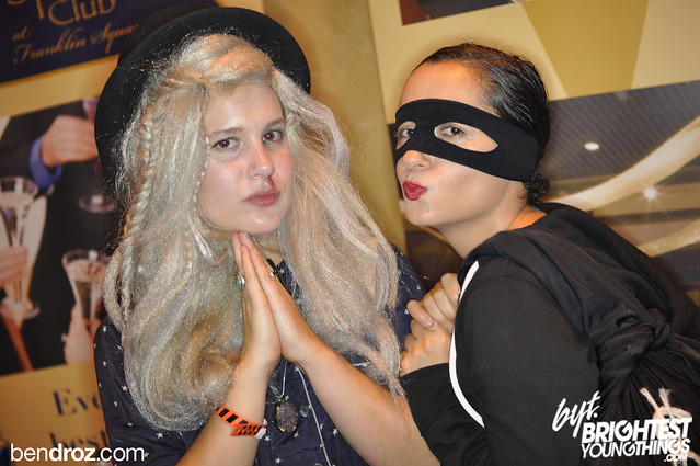 Oct 26, 2012-Halloween BYT58 - Ben Droz