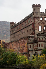Bannermans Island Arsenal, aka Bannerman Castle