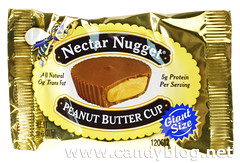 Nectar Nugget Peanut Butter Cup