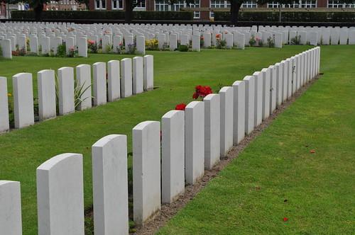 2012.06.30.029 - IEPER - Militaire Begraafplaats 'Ypres Reservoir Cemetery'