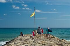 Punta de playa