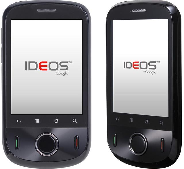 IDEOS 実物大の製品画像