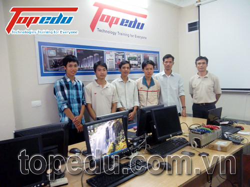 TopEdu ký hợp đồng đào tạo với công ty TNHH Toyota Boshoku Hà Nội
