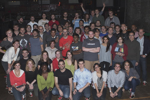 Vimeo Staff, Oct 2012