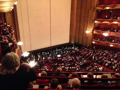 Before the Met Opera's performance of The Tempest, by Thomas Adès