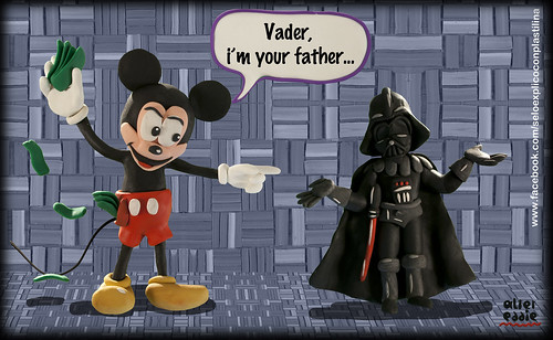 Vader, i'm your father... by alter eddie