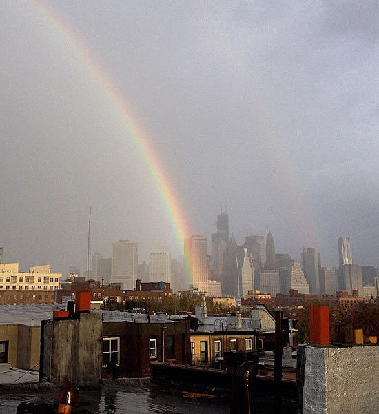 Huracan Sandy Nueva York