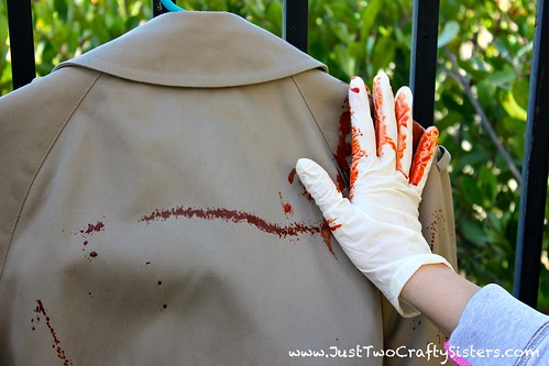 DIY Zombie Hunter Outfit Tutorial