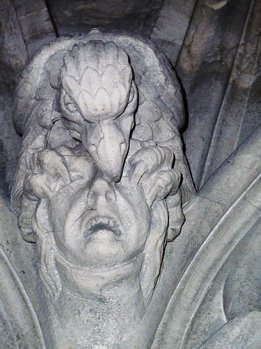 Medieval Carving at York Minster