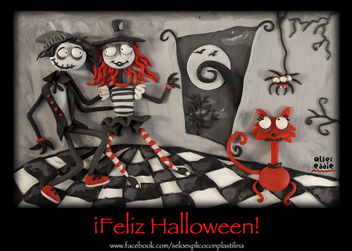 Feliz Halloween... by alter eddie