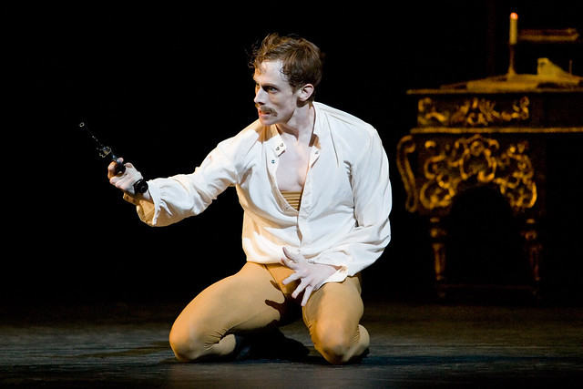 Edward Watson in Mayerling. © ROH/Bill Cooper