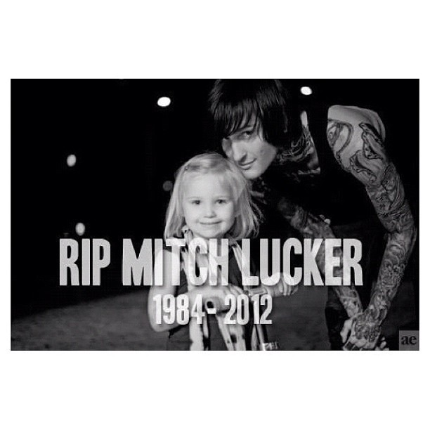 RIP MITCH LUCKER SS #himorning #micthlucker # ...