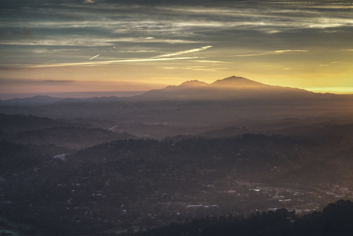 sunrise berkeley tildenpark grizzlypeak d800e diabloglowroostercrow