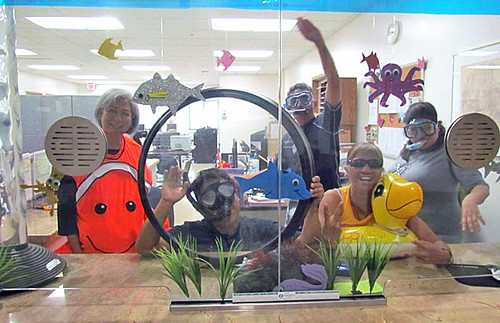 <p>Kauai Community College costume content</p>