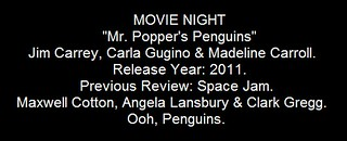 Movie Night: Season 8 (2018)  December 20, 2010 1:20:38am