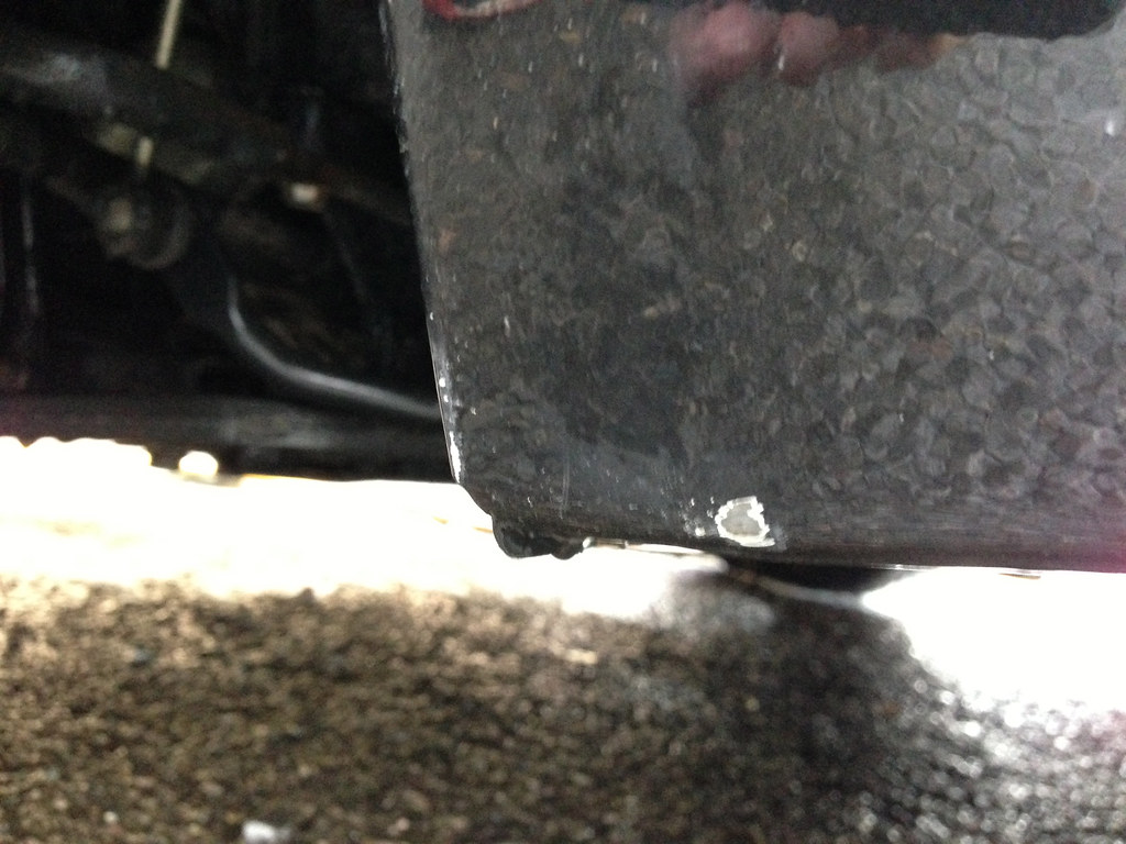 General Ford Ka Mud Flaps On Fiat 500 The Fiat Forum