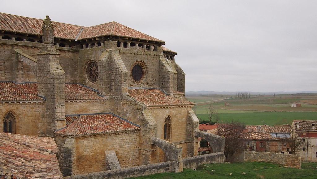 Iglesia de Támara de Campos. Fuente