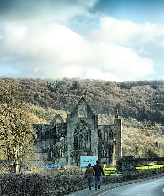 Tintern - New Years Day 2013