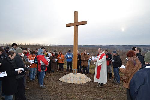2012. január 21. 16:26 - Vince-ünnep Pannonhalma