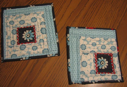 Hip to be Square - Project Quilting, Seas 4, Ch. 1