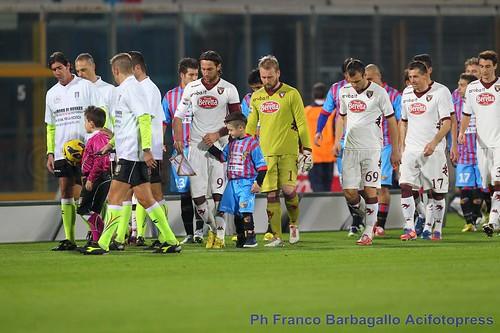 Torino-Catania: probabili formazioni$