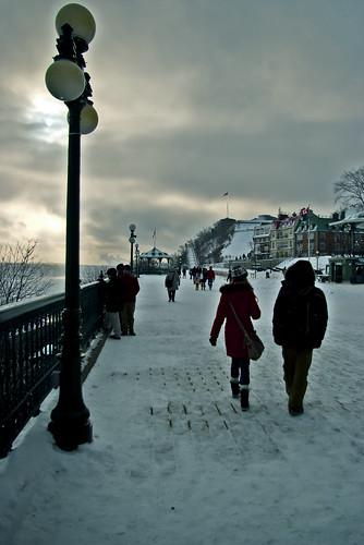 Winter Day by Ennev