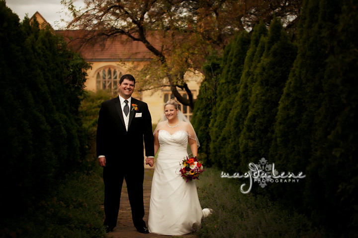 Paine Art Center Wedding Oshkosh