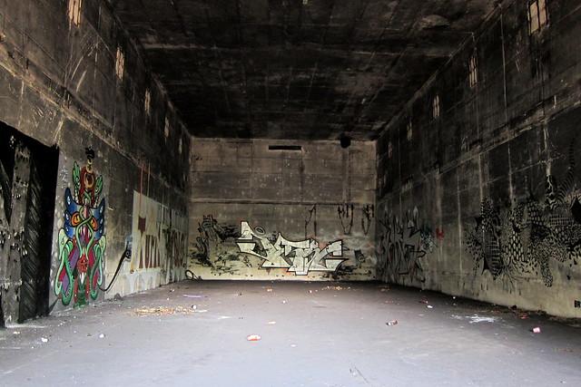 klosterfelde | artbase 2012 - bunker